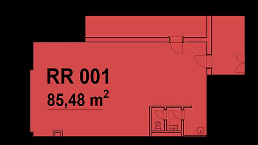 Rínok Rača RR001