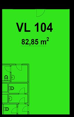 Kazanská 20 VL104